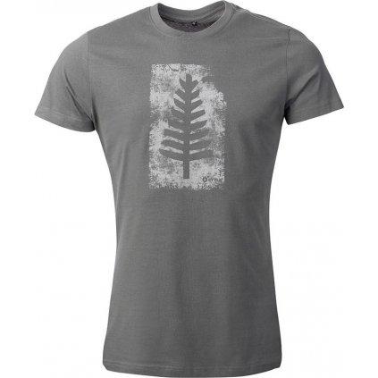 Pánské bavlněné triko O'STYLE Pine khaki