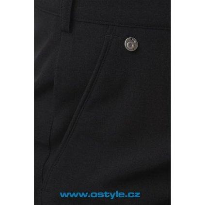 Pánské kalhoty klasické O'STYLE černé