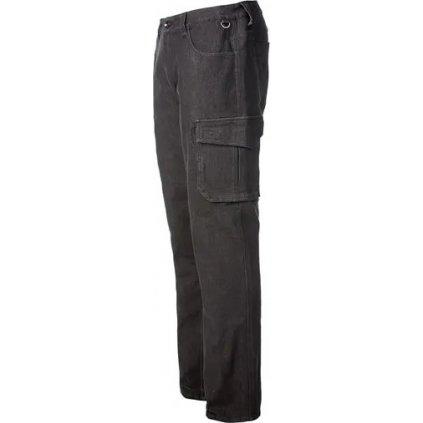 Pánské pracovní kalhoty O'STYLE černé