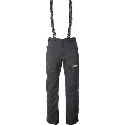 Zateplené lyžařské kalhoty O'STYLE Tony černé