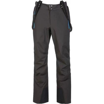 Zkrácené funkční kalhoty O'STYLE Aspen černé