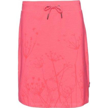 Dámská bavlněná sukně SAM 73 růžová