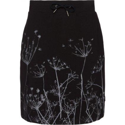 Dámská bavlněná sukně SAM 73 černá