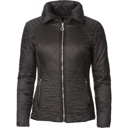 Dámská zateplená bunda O'STYLE Lola černá