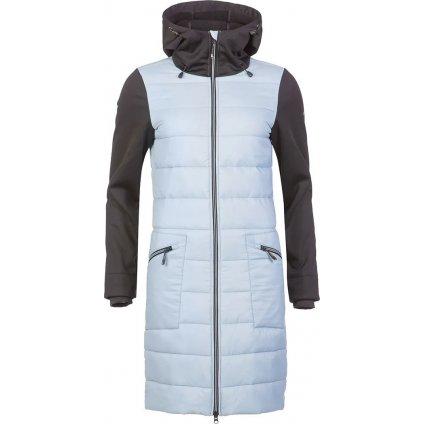 Dámský funkční kabát O'STYLE Ramona modročerný