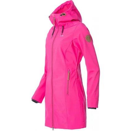 Dámský softshellový kabát O'STYLE Bianca růžový