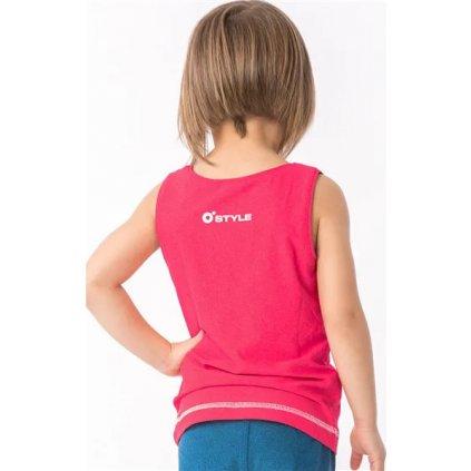 Dětské funkční tílko O'STYLE Deja II růžové