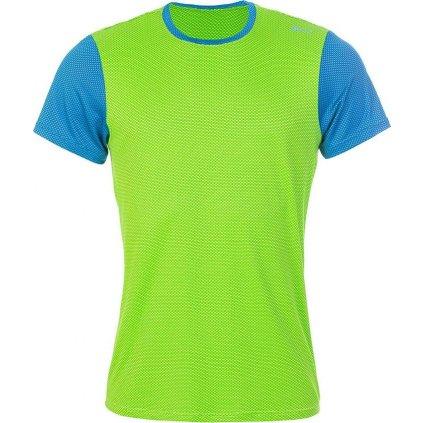 Dětské funkční triko O'STYLE Brian zelenomodré