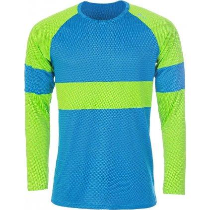 Dětské funkční triko O'STYLE modrozelené