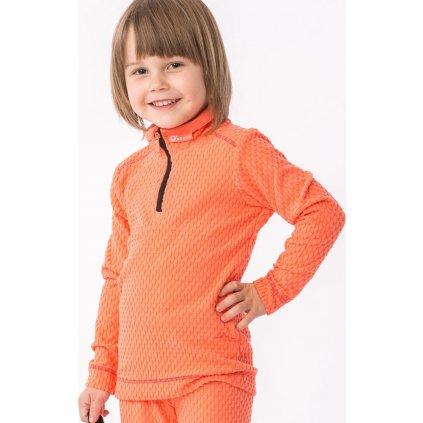Dětské funkční triko O'STYLE Jade ibiškové