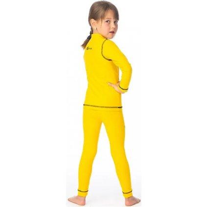 Dětský funkční set O'STYLE Ali+Bo III žlutý
