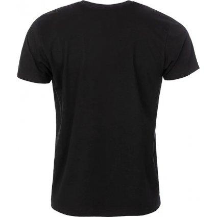 Juniorské bavlněné triko O'STYLE Uni černé