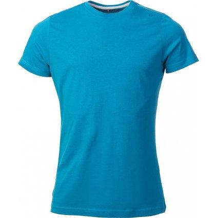 Juniorské bavlněné triko O'STYLE Uni petrol