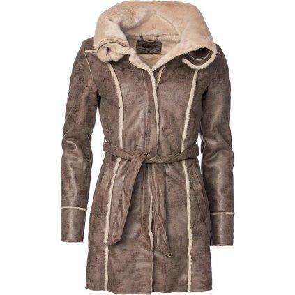 Dámský kabát O'STYLE Miranda béžový