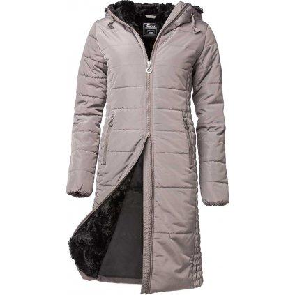 Dámský kabát O'STYLE Vanesa šedý