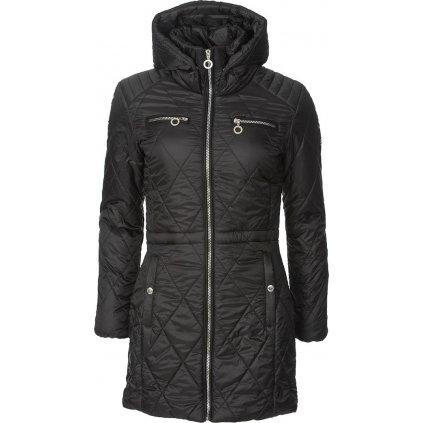 Dámský zateplený kabát O'STYLE Lucy černé