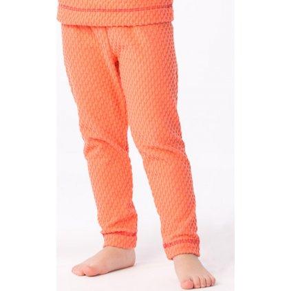 Dětské funkční kalhoty O'STYLE Aldo ibiškové