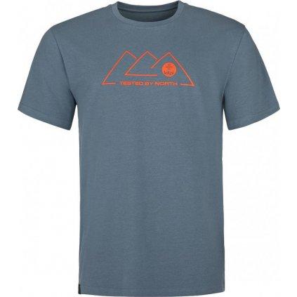Pánské triko KILPI Landeck-m modrá