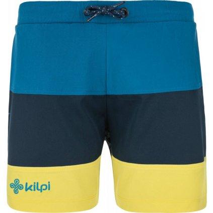 Chlapecké plavky KILPI Swimy-jb tmavě modrá