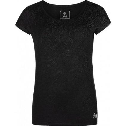 Dámské tričko KILPI Christie-w černá