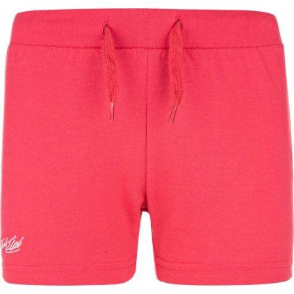 Dívčí šortky KILPI Shorty-jg růžová