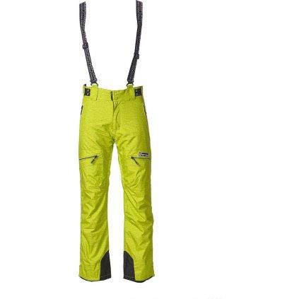 Juniorské lyžařské kalhoty O'STYLE Val II zelené