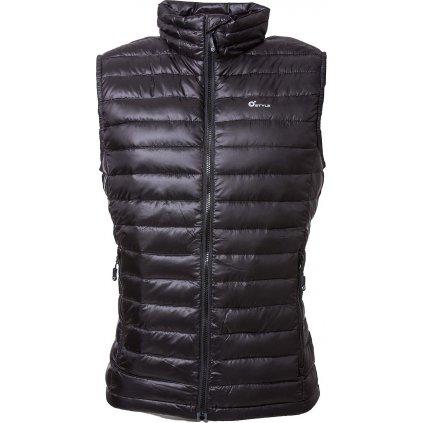 Pánská péřová vesta O'STYLE černá