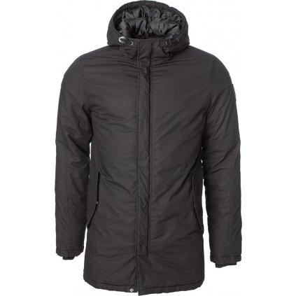 Pánská zimní prodloužená bunda O'STYLE černá