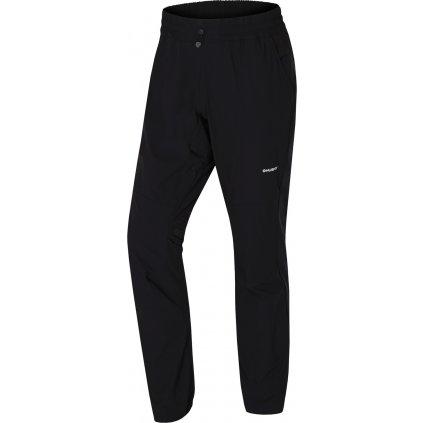 Pánské softshellové kalhoty HUSKY Speedy Long M černá