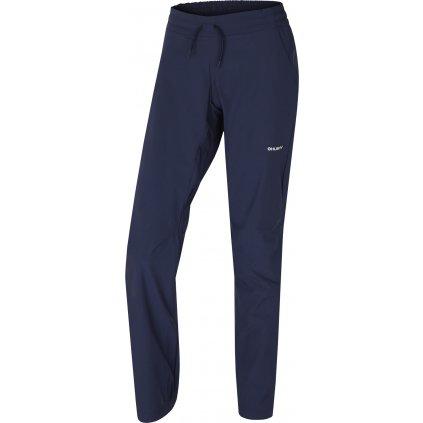 Dámské softshellové kalhoty HUSKY Speedy Long L námořnická