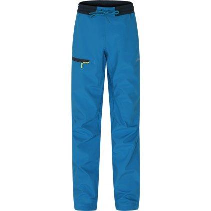 Dětské softshellové kalhoty HUSKY Zane Kids modrá