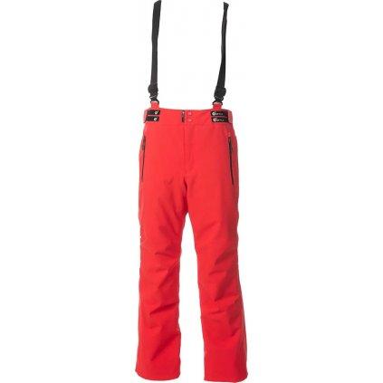 Juniorské lyžařské kalhoty O'STYLE Race červené