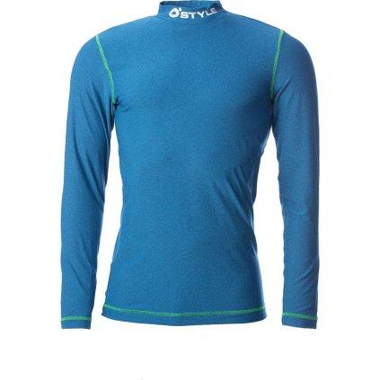 Pánské funkční triko O'STYLE Alberto II modré