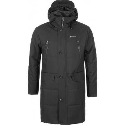 Pánský kabát O'STYLE Carter černý