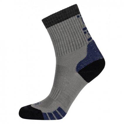 Sportovní merino ponožky KILPI Merlin-u tmavě modrá