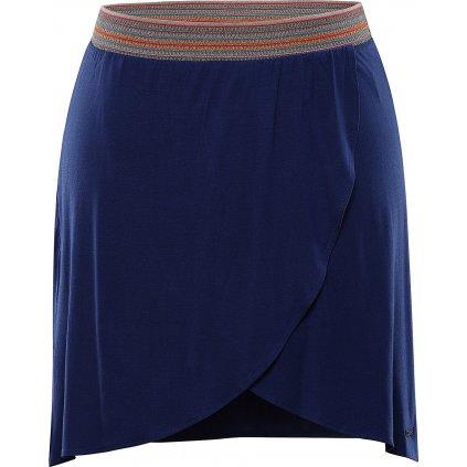 Dámská sukně ALPINE PRO Gaya modrá