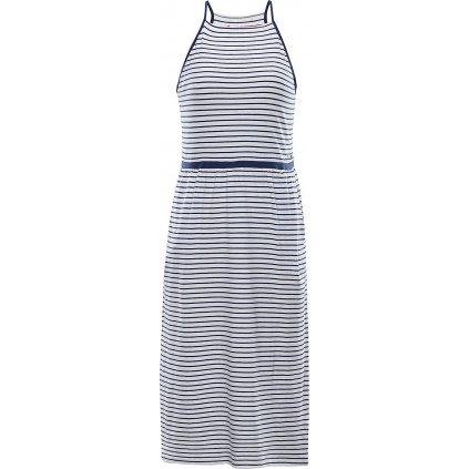 Dámské šaty ALPINE PRO Gyra modré