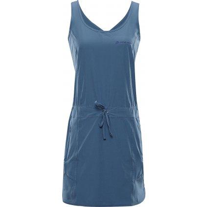 Dámské šaty ALPINE PRO Pata modré