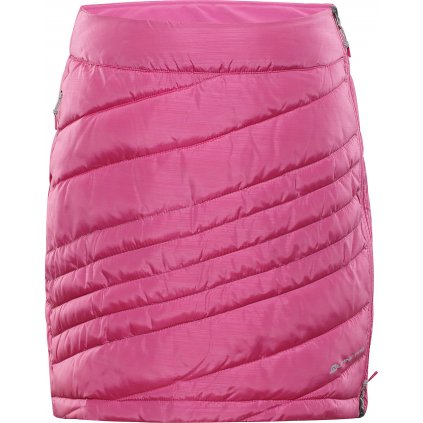 Dámská zateplená sukně ALPINE PRO Trinity 6 růžová