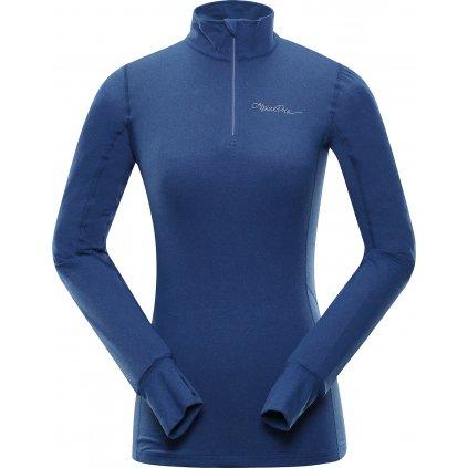 Dámské triko ALPINE PRO Nevea 5 modrá
