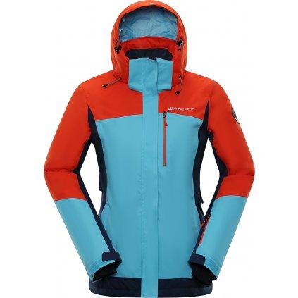 Dámská lyžařská bunda ALPINE PRO Sardara 3 modrá