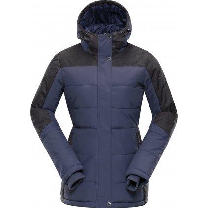 Dámská zimní bunda ALPINE PRO Gabriella 2 modrá
