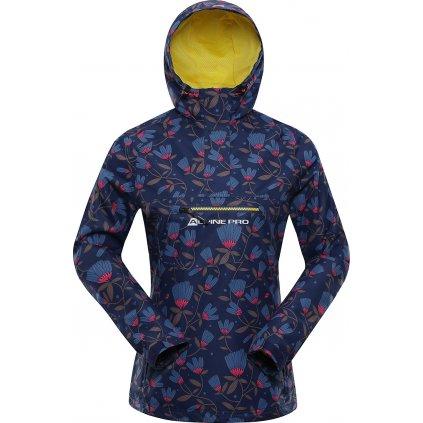 Dámská outdoorová bunda ALPINE PRO Celesta 2 modrá