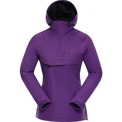 Dámská outdoorová bunda ALPINE PRO Celesta fialová