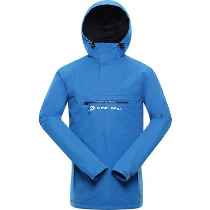 Pánská outdoorová bunda ALPINE PRO Celest 2 modrá
