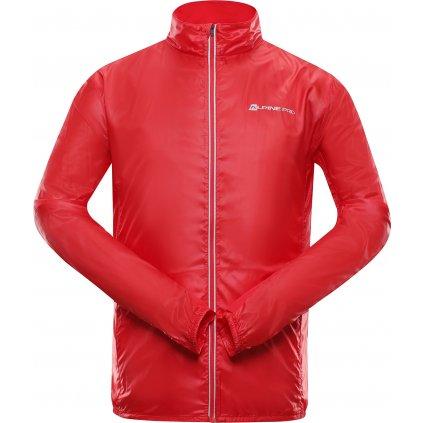 Pánská sportovní bunda ALPINE PRO Beryl 4 červená