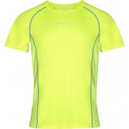 Pánské triko ALPINE PRO Leon žlutá