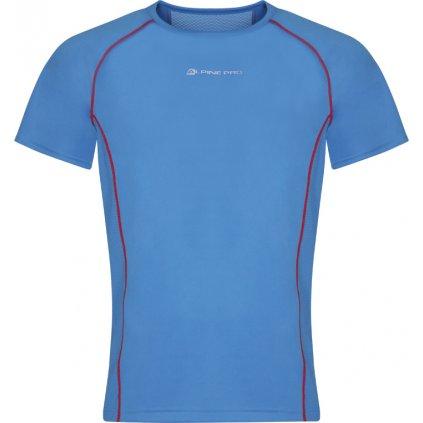 Pánské triko ALPINE PRO Leon modrá