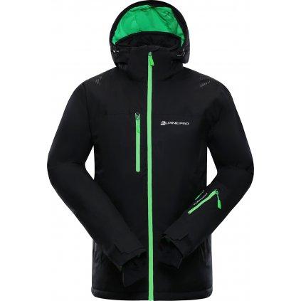 Pánská lyžařská bunda ALPINE PRO Mikaer 2 černá