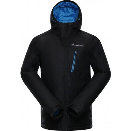 Pánská lyžařská bunda ALPINE PRO Alek 2 černá
